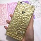 Yellow For Apple iPhone 7 47 Bling Crystal Sunflower Case TPU Gel Soft Cover