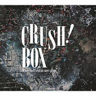 VARIOUS Crush! Box -90's V-Rock Best Hit Cover Songs- UPCH-29143 CD JAPAN NEW