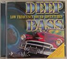 Audio CD - HELIX CAR AUDIO GERMANY - Deep Bass Sub Sound Adventures - NEW RARE