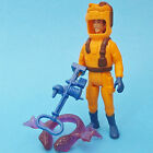 Kenner 1989 Ghostbusters Super Fright Features Peter Venkman Figure Rare