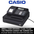 CASIO SE-G1 SMALL DRAWER BLACK ELECTRONIC CASH REGISTER BRAND NEW SEG1 TILL