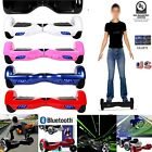 65 UL Listed Bluetooth Hoverboard Self Balancing Electric Scooter Skateboard