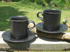 Pfaltzgraff Midnight Sun 4 Pc Lot Set 2 Cup/s 2 Saucer/s -More On Hand if Needed