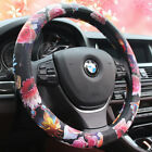 Girly Steering Wheel Cover Custom Cute Car Wheel Covers 38 Cm Universal Women