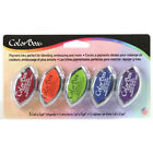 Clearsnap 71600 11 ColorBox Pigment Cats Eye Ink Pads 5 Pkg Prism