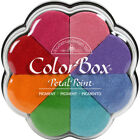 Clearsnap ColorBox Pigment Petal Point Ink Pad 8 Colors Fun