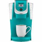 Keurig K200 Coffee Maker Brewing Machine Turquoise Hot Kitchen Appliance Durable