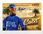 2015 Onyx Authenticated Platinum Elite Baseball Cards 15