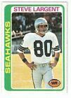 Top 10 Steve Largent Football Cards 13