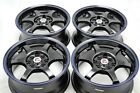 15 Wheels Galant Lancer Sonata Civic Accord Cobalt Aveo Miata Rims 4x100 4x1143