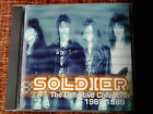 SOLDIER The Definitive Collection CD CHRISTian Metal ARMADA Recon HAVEN Stryper