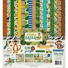 Echo Park Paper Echo Park Collection Kit 12X12 Jungle Safari