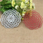 Flower Lace Metal Cutting Dies Stencil Scrapbooking Embossing Paper Cards Craft