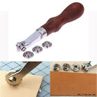 Leather Craft Sewing Wheel Marker Spacer Kit Embossing Working Overstitcher Tool
