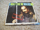 Matthew Ward - Armed & Dangerous CD *RARE* 1986 Jewel Case! 2nd Chapter of Acts