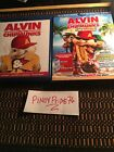 Alvin and the Chipmunks 1, 2 And Chip wrecked (Blu-ray Disc, 2013)