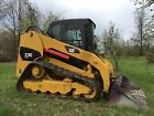 2012 CATERPILLAR 279C TRACK COMPACT TRACK SKID STEER LOADER CAT LOW COST SHIP