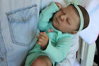 New Realistic Lifelike Adorable Reborn Realborn Baby Doll Girl Kimberly Biracial