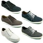 Mens Casual Round Toe Lace Up Sneakers Chukka Style Urban Skater Tennis Shoes