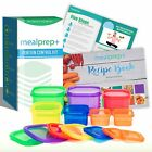 Portion Control Containers 7 Piece Kit Set Beachbody Plastic Guide Food Storage
