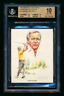 1990 IMPERIAL PUBLISHING ARNOLD PALMER RC ROOKIE CARD BGS 10 PRISTINE! POP 1!