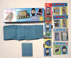 Vintage Takara LSI GAME Box of Cards and Prizes Handheld Video Watch Japan 1980s
