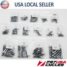 99-17 Harley-Davidson Road king Alloy Steel Chrome Engine&Transmission Bolt Kit