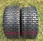 15x6.00-6 Deestone D265 Turf Tire DS7026 156006 (TWO TIRES) Lawn Mower 4 ply
