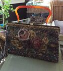 Vintage Soure Bag Of New York Beaded Purse