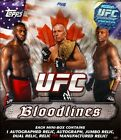 2012 UFC BLOODLINES HOBBY BOX PIERRE POSS ROUSEY ROCKHOLD AUTO ROOKIES
