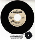 """BONNIE TYLER  Total Eclipse Of The Heart 7"""" 45 record + juke box title strip NEW"""
