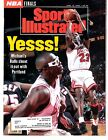 Sports Illustrated MICHAEL JORDAN cover - June 15, 1992