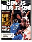 Sports Illustrated MICHAEL JORDAN cover - May 22, 1995