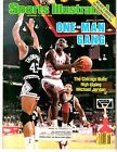 Sports Illustrated MICHAEL JORDAN cover - November 17, 1986
