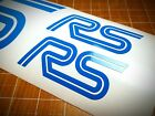 2016 Ford Focus RS Emblems Stickers Decals RS Logo Style 1