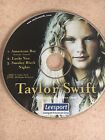 Taylor Swift Original Demo CD, VERY Rare + Signed Taylor Swift Poster