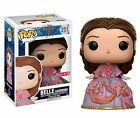Funko POP Live Action Beauty and the Beast Belle (Garderobe) Target Exclusive