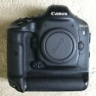 Canon EOS 1D X 202 MP Digital SLR Camera Black Body Only