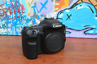 Canon EOS 40D DSLR Camera w Charger 3 Batteries