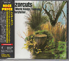 RAZORCUTS The World Keeps Turning & Storyteller ESCA 7790 CD JAPAN 1999