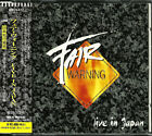 FAIR WARNING Live In JAPAN WMC5-677 CD 1993 NEW