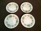 Homer Laughlin Vintage Greenbriar Eggshell Georgian  4 Bread Butter Plates E49N5