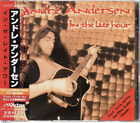 ANDRE ANDERSEN The Late Hour VICP-60668 CD JAPAN 1999 OBI