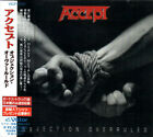 ACCEPT Objection Overruled VICP-5210 CD JAPAN 1993 NEW