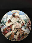 Fitz and Floyd 2002 Winter Holiday Collectors Plate - 9