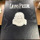 Detroit Lions Pride Book - signed by Barry Sanders and more