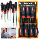 7Pc Phillips & Slotted Screwdrivers Set For Electronics Mechanics Home DIY Tools