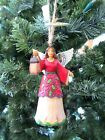 Jim Shore Angel With Lantern Hanging Ornament Heartwood Creek 4042974 New In Box
