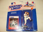 1988 BASEBALL STARTING LINEUP ROGER CLEMENS BOSTON RED SOX  FIRST YEAR