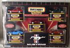 Matchbox collectibles mustang collection Limited addition collector vehicles